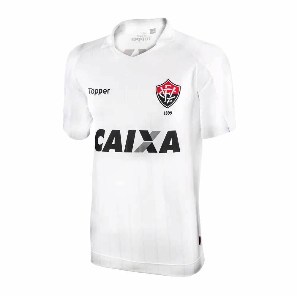 10ea58149f Camisa Vitoria 2017 18 Oficial II Topper