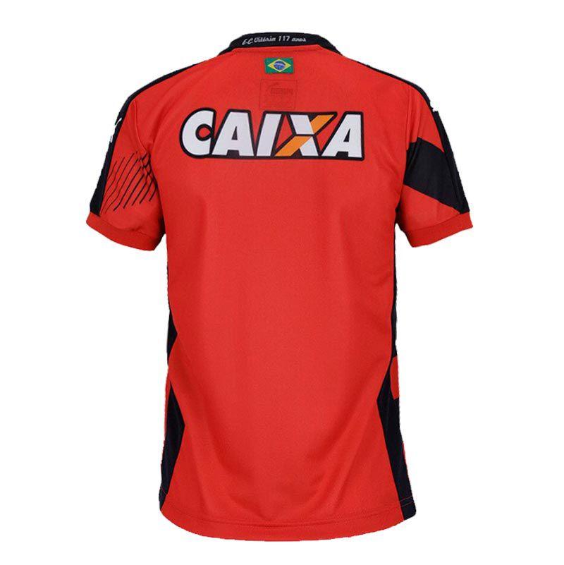 Camisa Vitória I Puma 2016 S/N - 2ª Qualidade