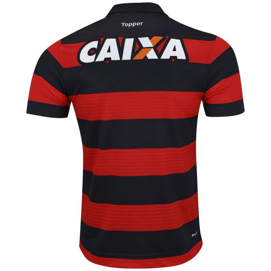 Camisa Vitória I Topper 2017 S/N - 2ª Qualidade