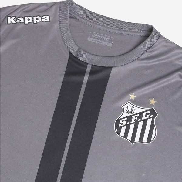 Camisa Kappa Santos Dorval 17