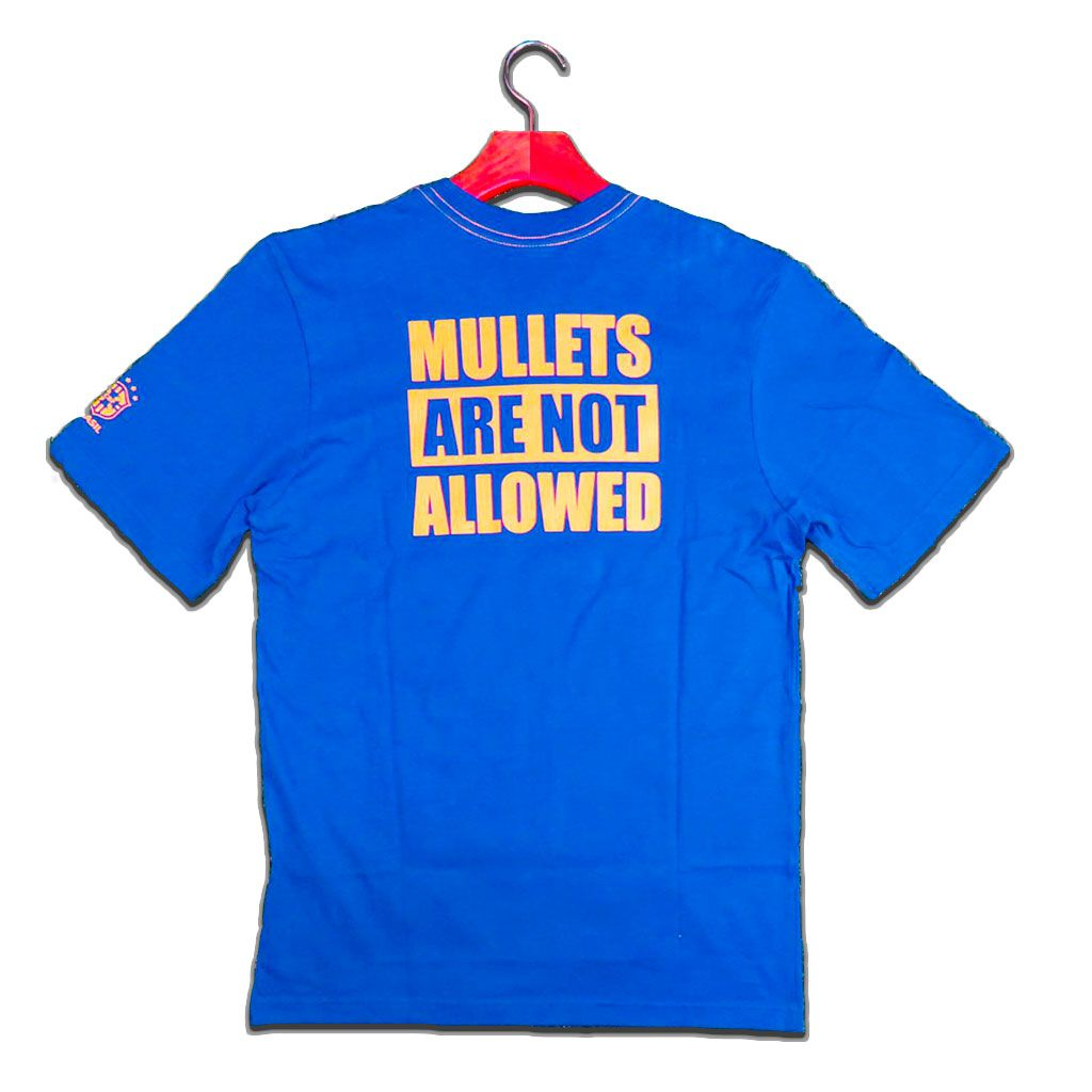 camiseta nike mullets are not allowed