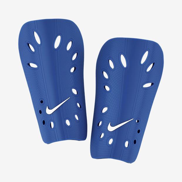 Caneleira Nike J Guard Royal