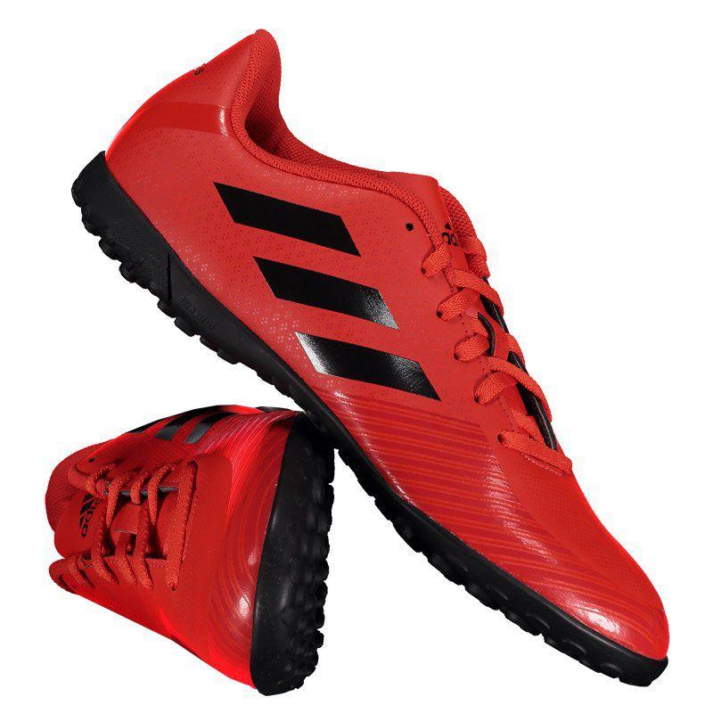 Chuteira Adidas Artilheira III TF Society