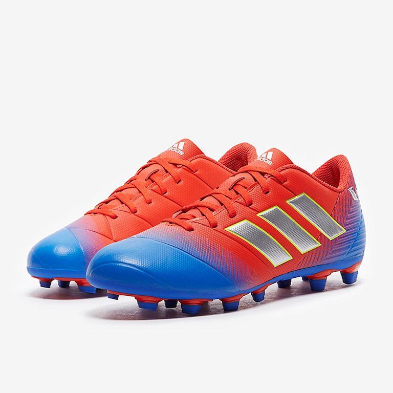 Chuteira Adidas Nemeziz Messi 18.4 FG Campo