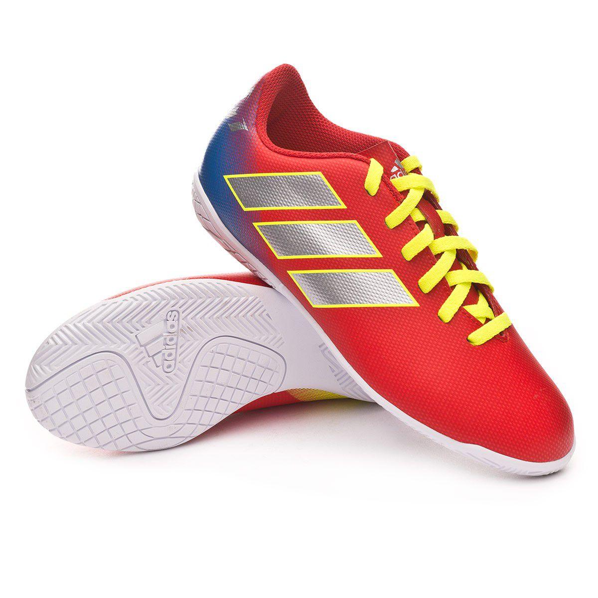 Chuteira Adidas Nemeziz Messi Tango 18.4 Futsal