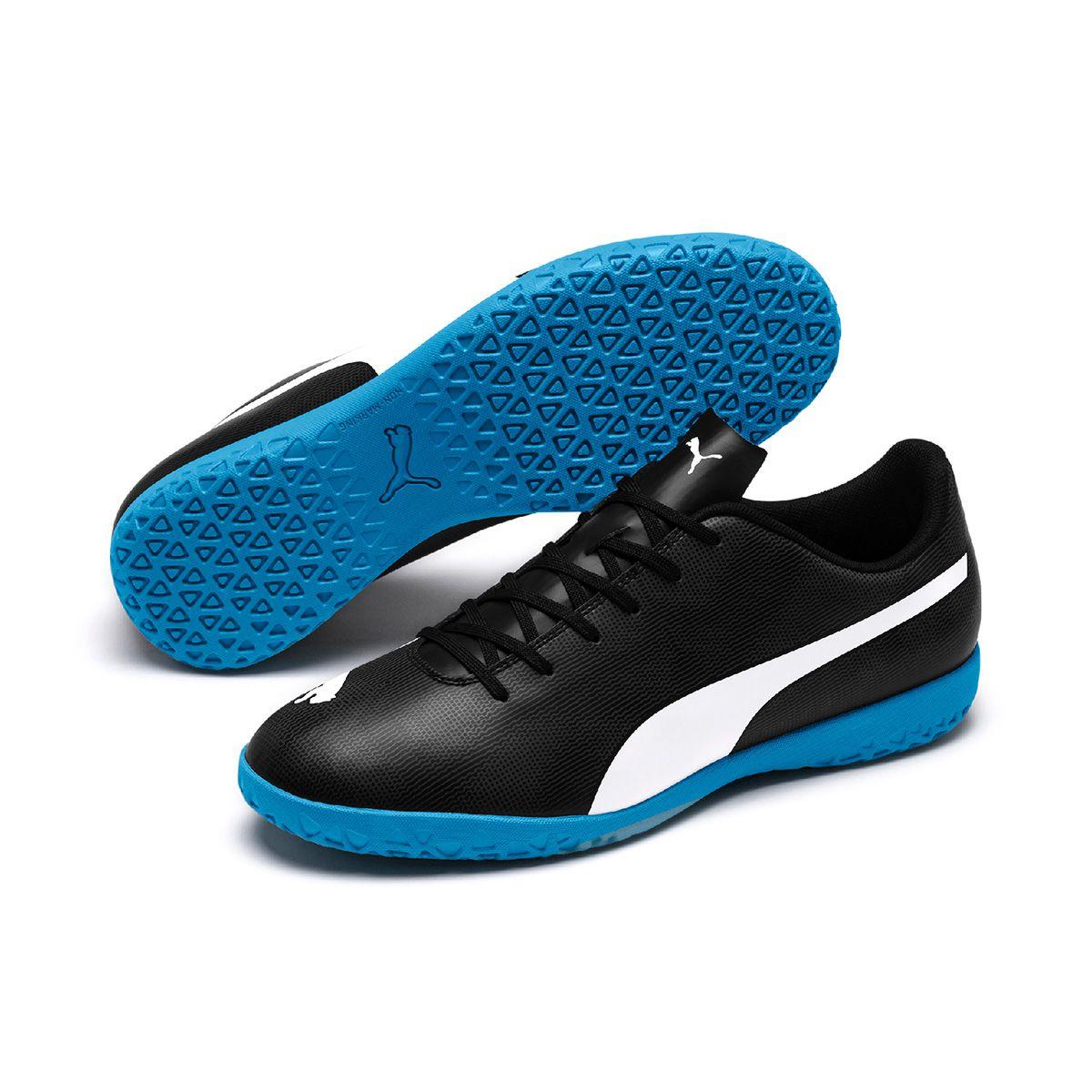Chuteira Futsal Puma Rapido IT IC