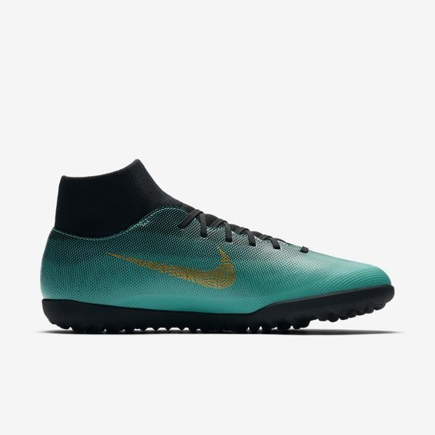 Chuteira Nike Society Superflyx 6 Club CR7 TF