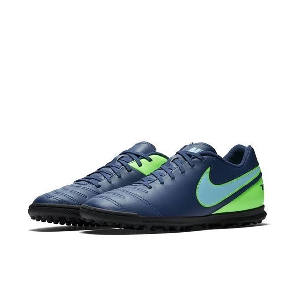 Chuteira Nike Society Tiempo Rio III TF