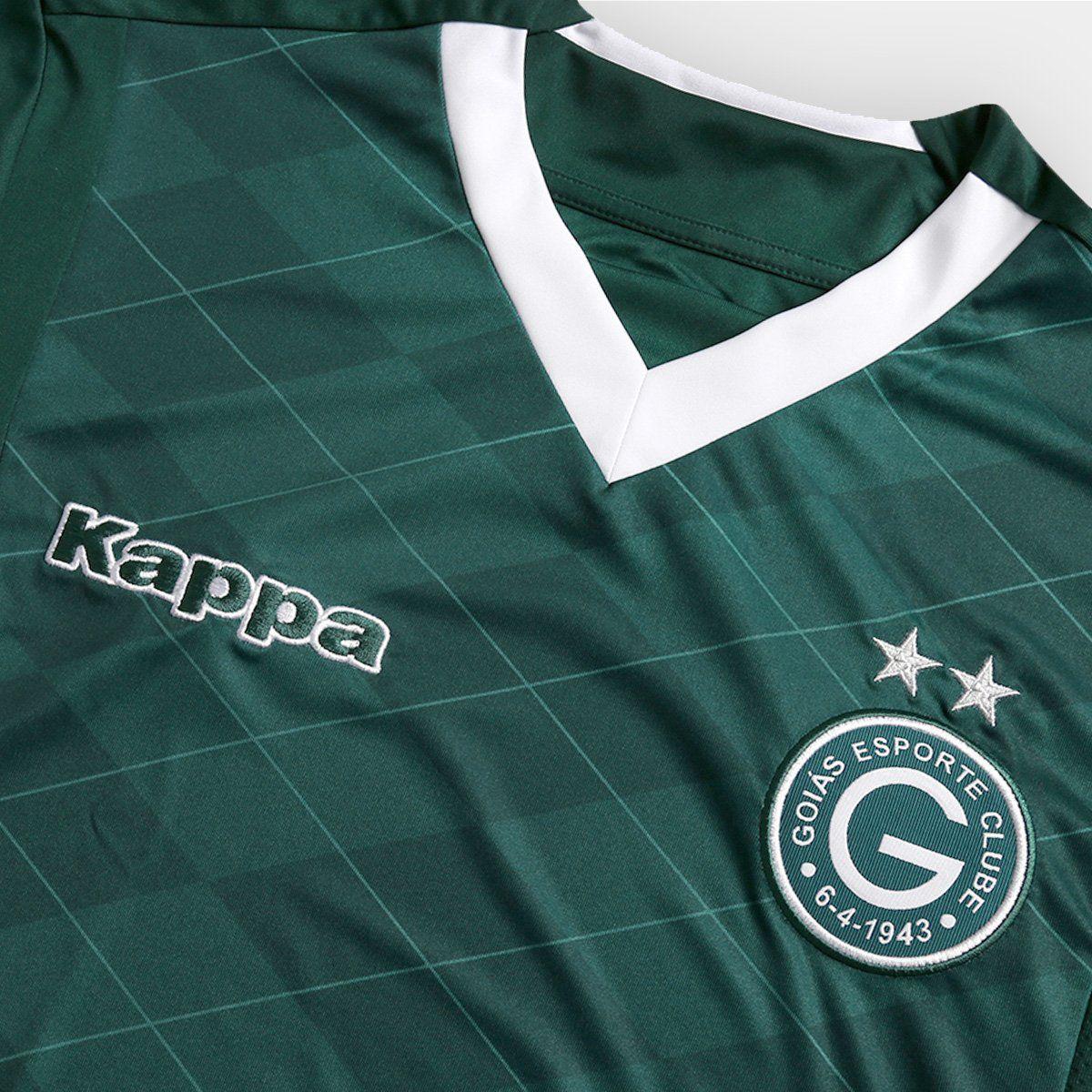 Camisa Goiás Kappa 2015 S/N