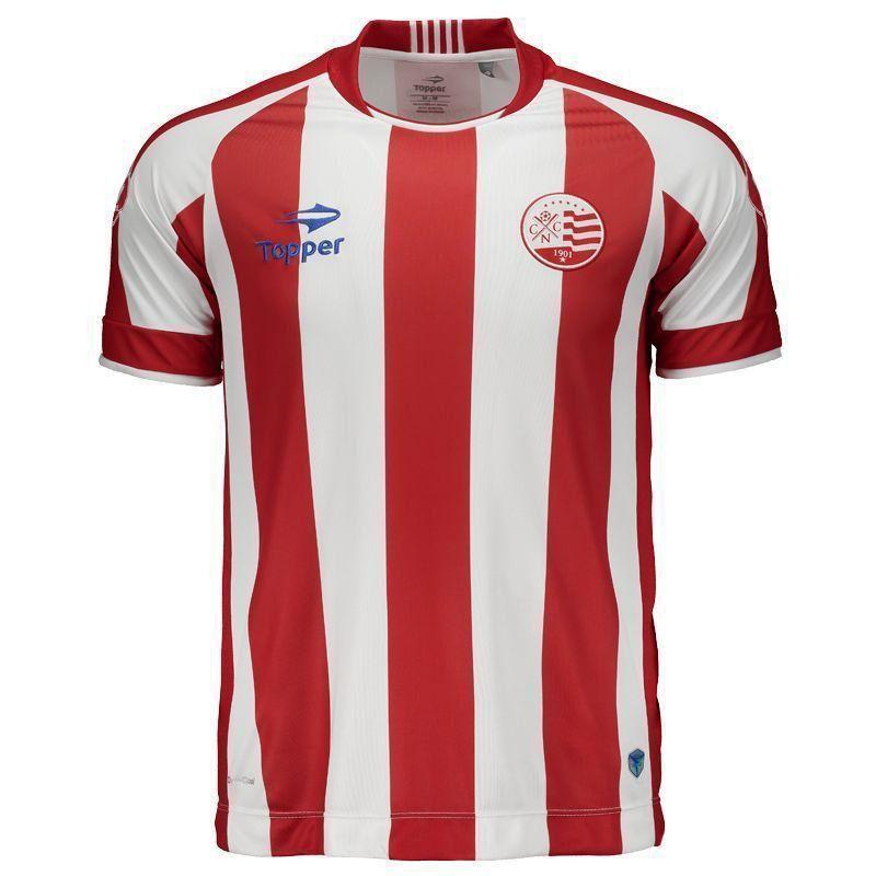 Camisa Náutico I Topper 2016 S/N - 2ª Qualidade