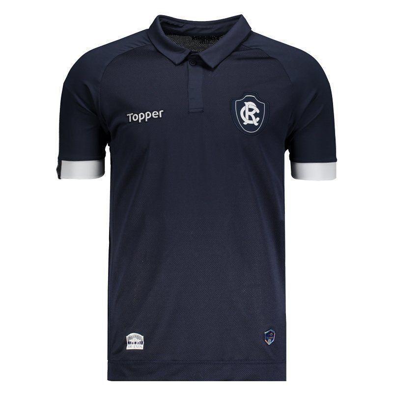 Camisa Remo I Topper 2017 C/N -  2° Qualidade