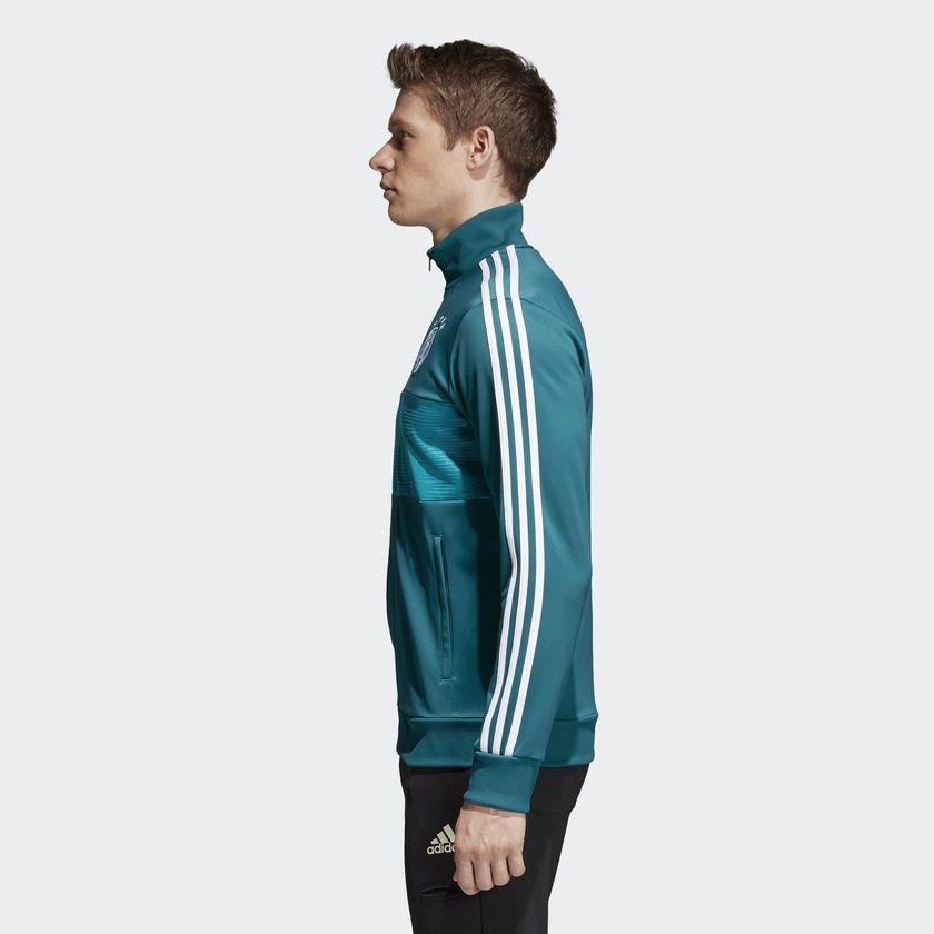 Jaqueta Alemanha 3-Stripes Adidas 2018