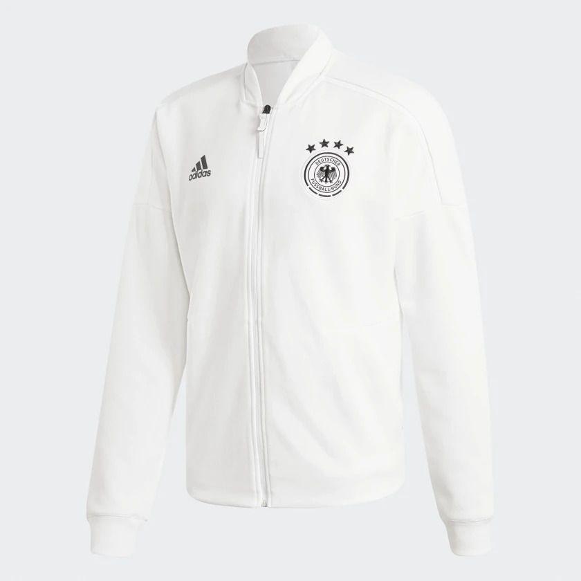 Jaqueta Alemanha Z.N.E Adidas 2018