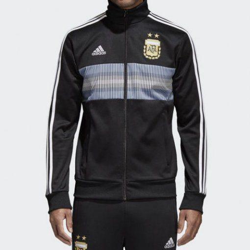 Jaqueta Argentina 3-Striper Adidas 2018