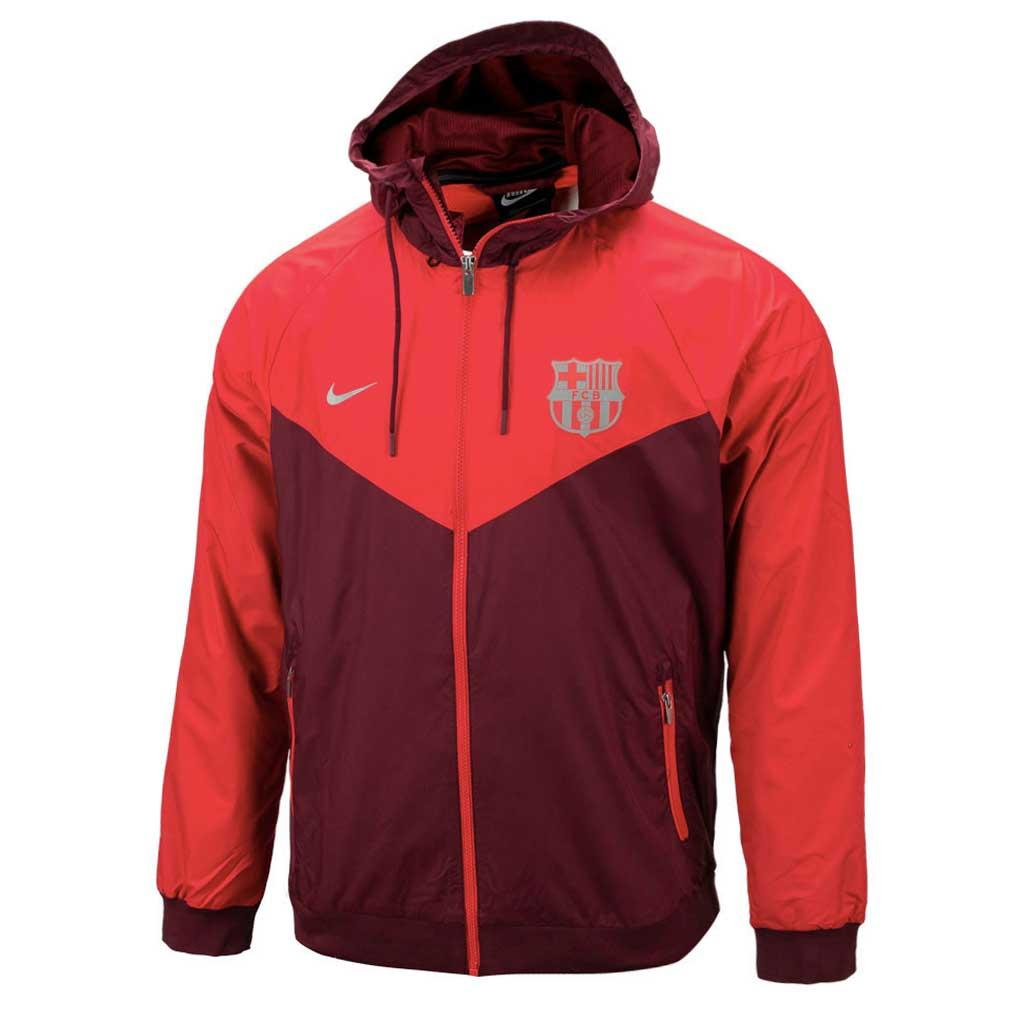 Jaqueta Barcelona Nike Windrunner 2018-2019