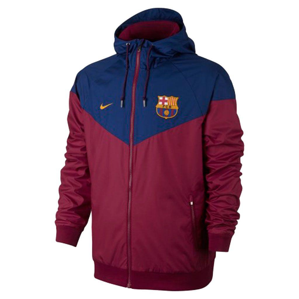 Jaqueta Barcelona Nike Windrunner