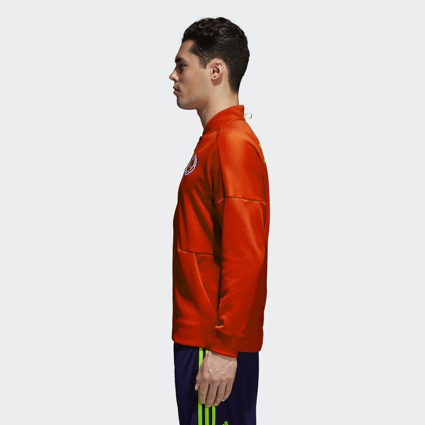 Jaqueta Colombia ZNE Adidas 2018