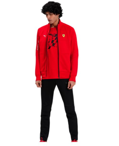 Jaqueta Ferrari Sf TF Stadium Jacket