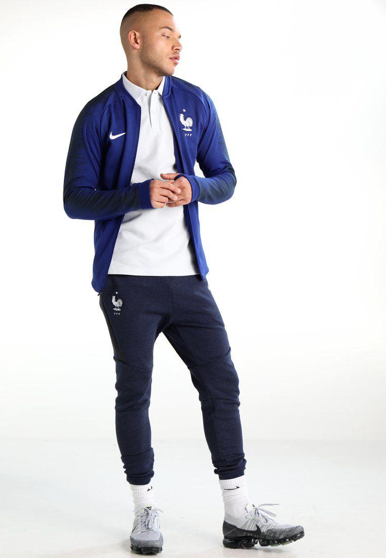 Jaqueta França Anthem Nike 2018