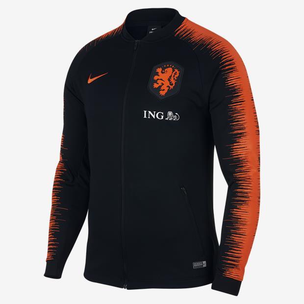 Jaqueta Holanda Anthem Jacket 2018/19
