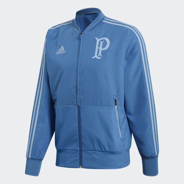 Jaqueta Palmeiras Pré-Jogo Adidas 2018