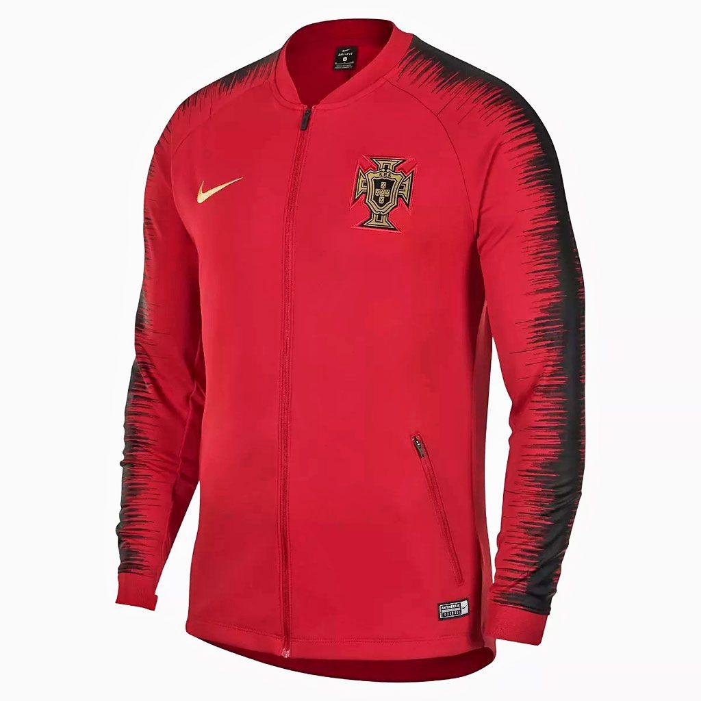 Jaqueta Portugal Anthem Nike 2018