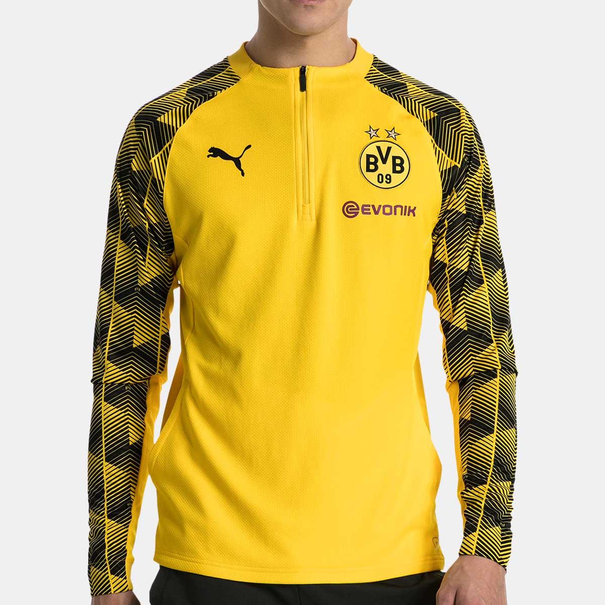 Jaqueta Borussia Dortmund Stadium Puma 2018