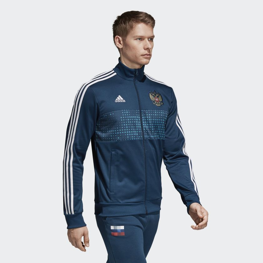Jaqueta Rússia 3S Adidas 2018