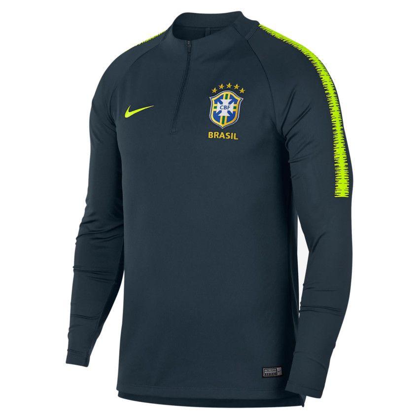 Jaqueta Brasil Treino Nike 2019