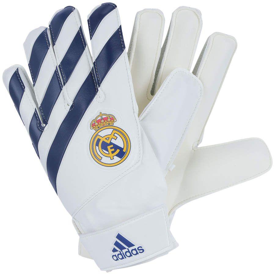 Luva Goleiro Lite Real Madrid