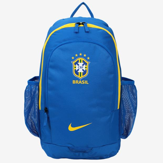 Mochila Nike Brasil CBF Torcedor 2018 473fab2367006