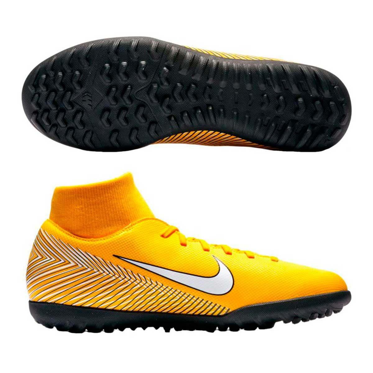 6f8c3eea71 Chuteira Nike Mercurial SuperflyX 6 Club Neymar TF