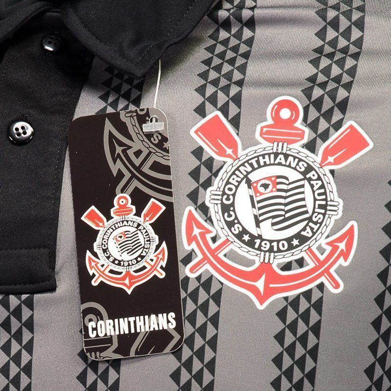 Polo Corinthians Spr Sports Dark Side