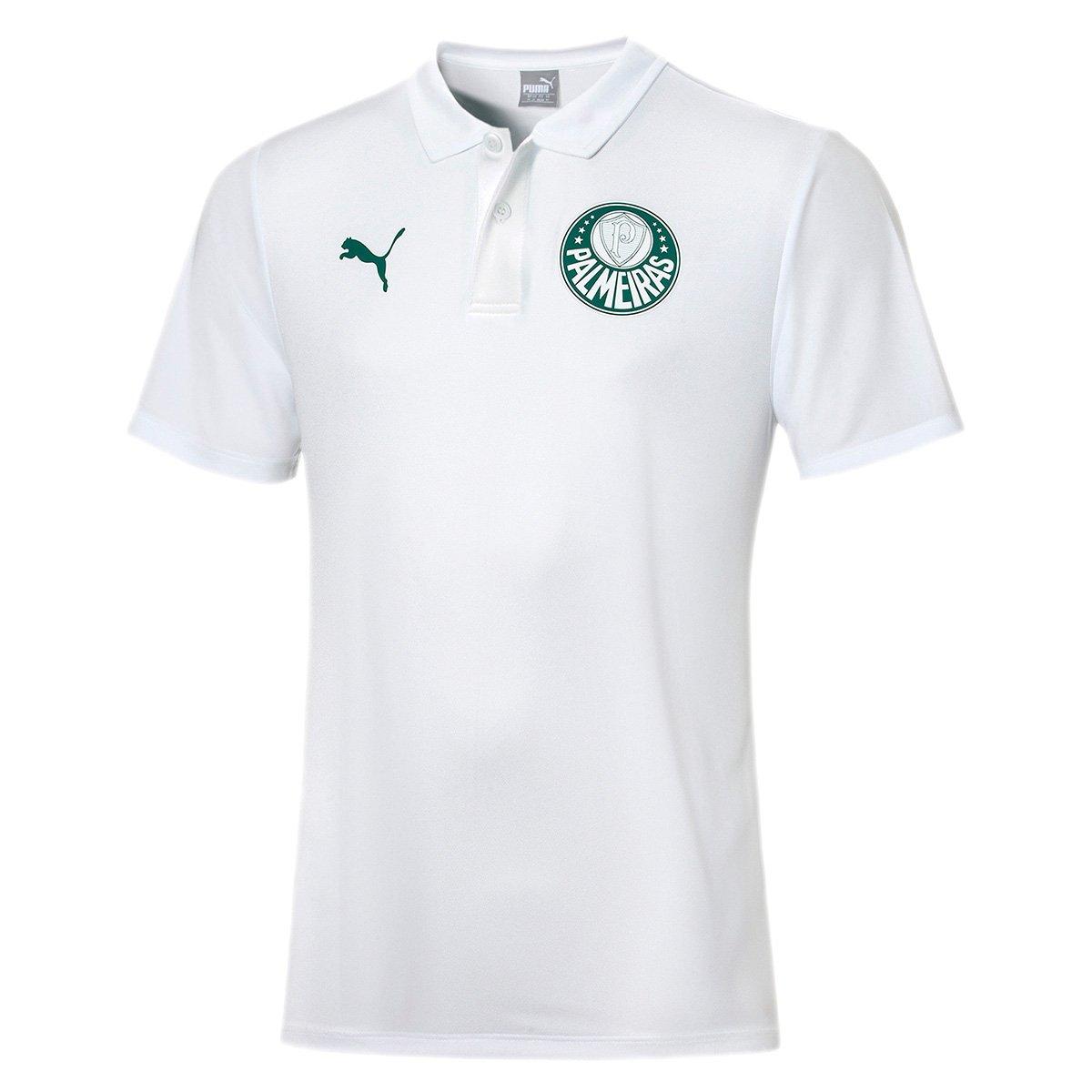 Polo Palmeiras Puma Casual 2020/2021 Masculino