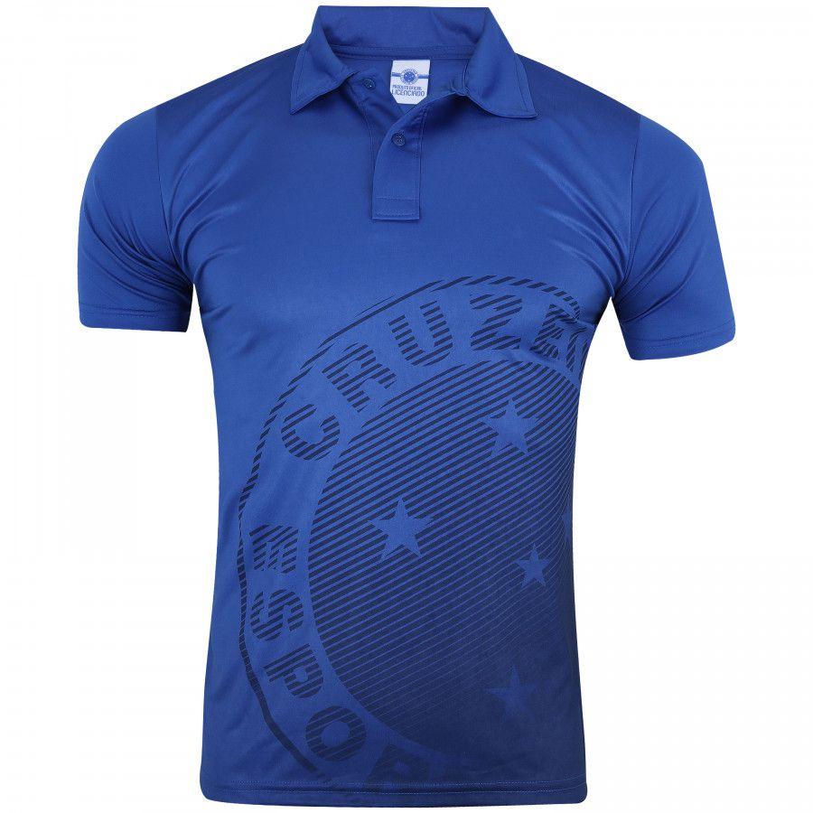 Polo Cruzeiro Shadow Spr Sports