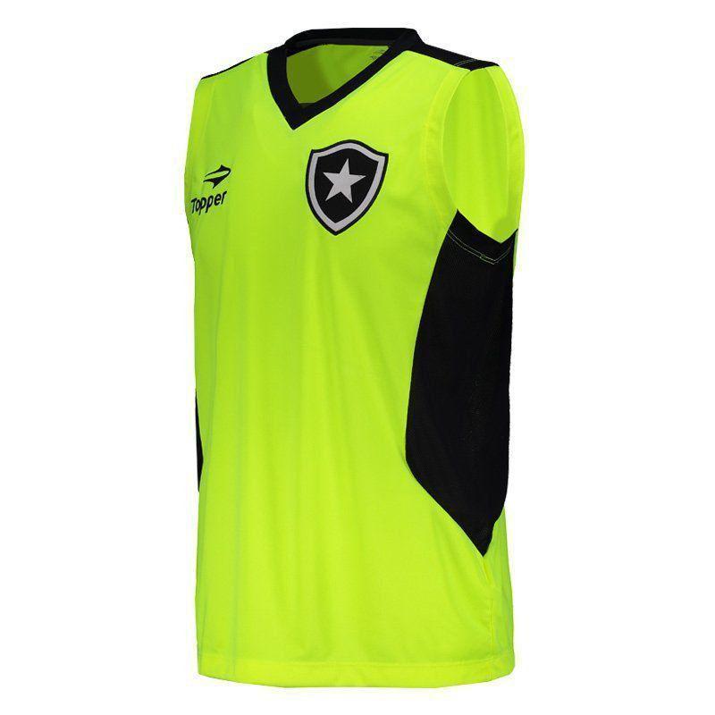 Regata Botafogo Machão Treino III Topper 2016 - 2ª Qualidade