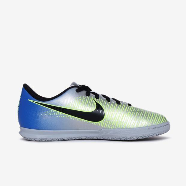 Chuteira Futsal Nike Mercurial X Vortex III Neymar IC Infantil