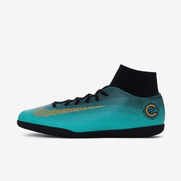 Chuteira Nike Mercurialx Superfly 6 Club CR7 Futsal