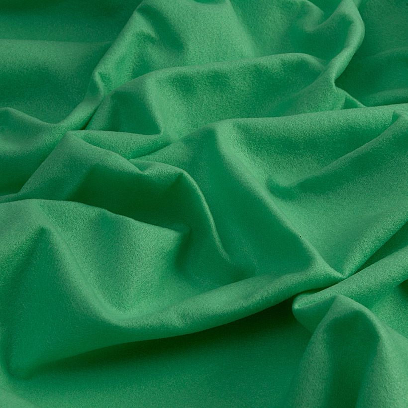Tecido Feltro Liso Verde Primavera - Juma Tecidos  851c96470c9
