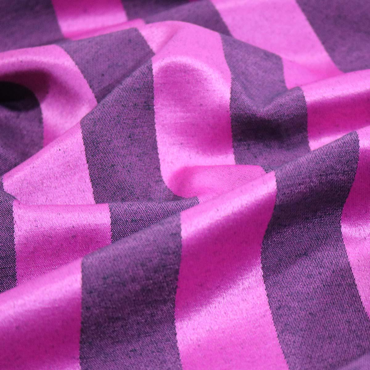 ea7ae09225 Tecido Jacquard Estampado Des.7740-Pink / Preto- Juma Tecidos ...