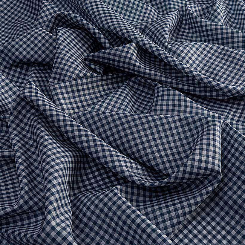 837b429246 Tecido Xadrez Azul Marinho - Juma Tecidos | Tecido Xadrez