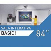 Sala Interativa Basic 84