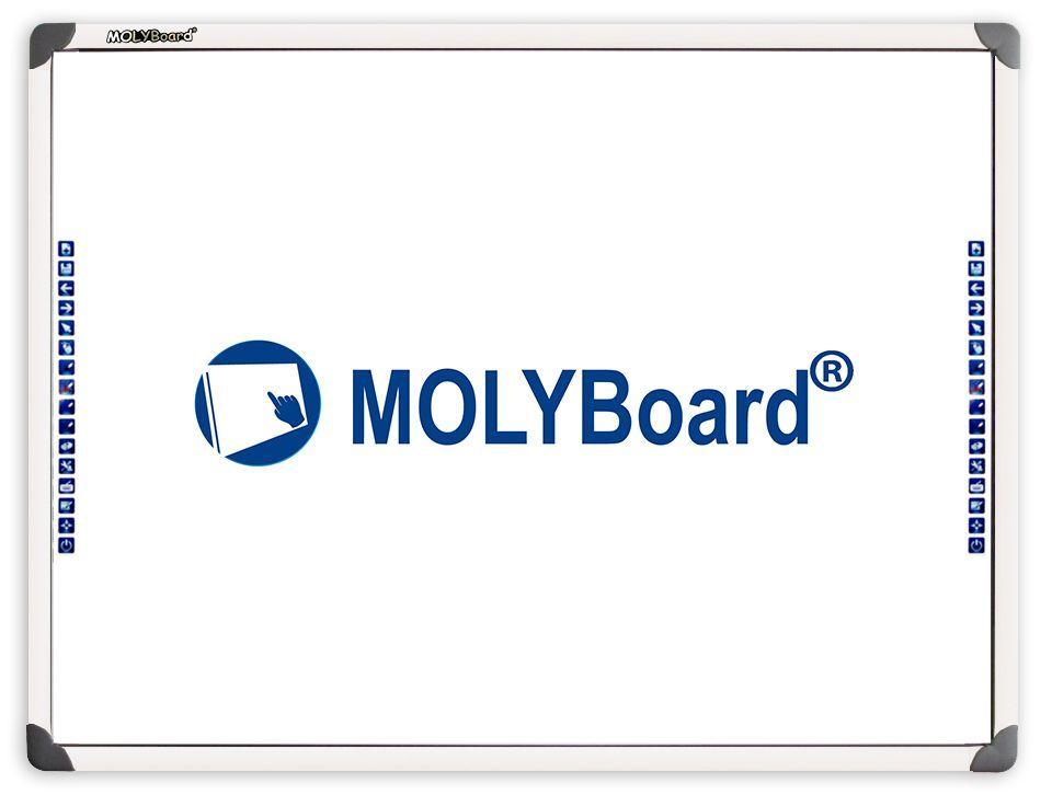 """Lousa Interativa Moly Board 100"""""""