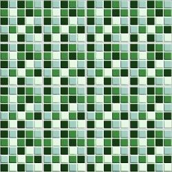 Adesivo para Azulejo Pastilha 3D Verde