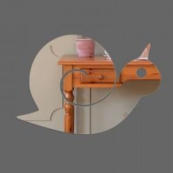 Espelho Decorativo Caracol