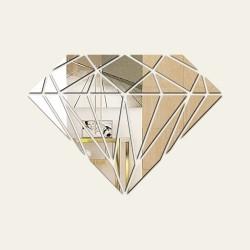 Espelho Decorativo Diamond