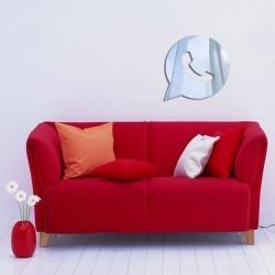 Espelho Decorativo WhatsApp