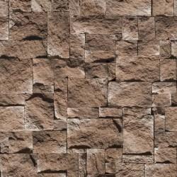Papel de Parede Pedras Marrons