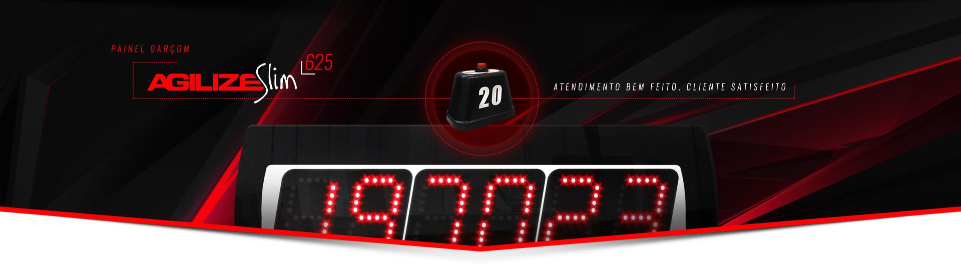 Agilize Slim 625 GA