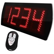 Painel LEDCount 60 - Contador - 58x25 cm